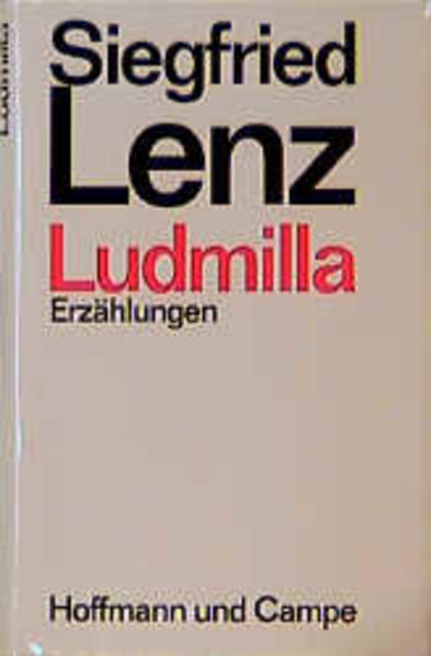 Ludmilla als Buch