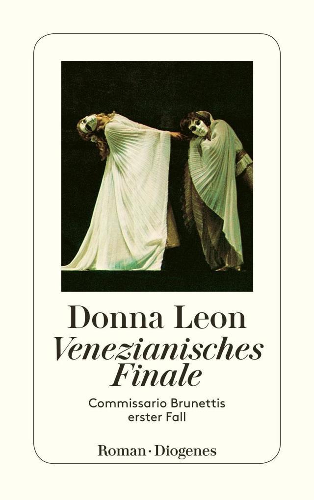 Venezianisches Finale als Taschenbuch