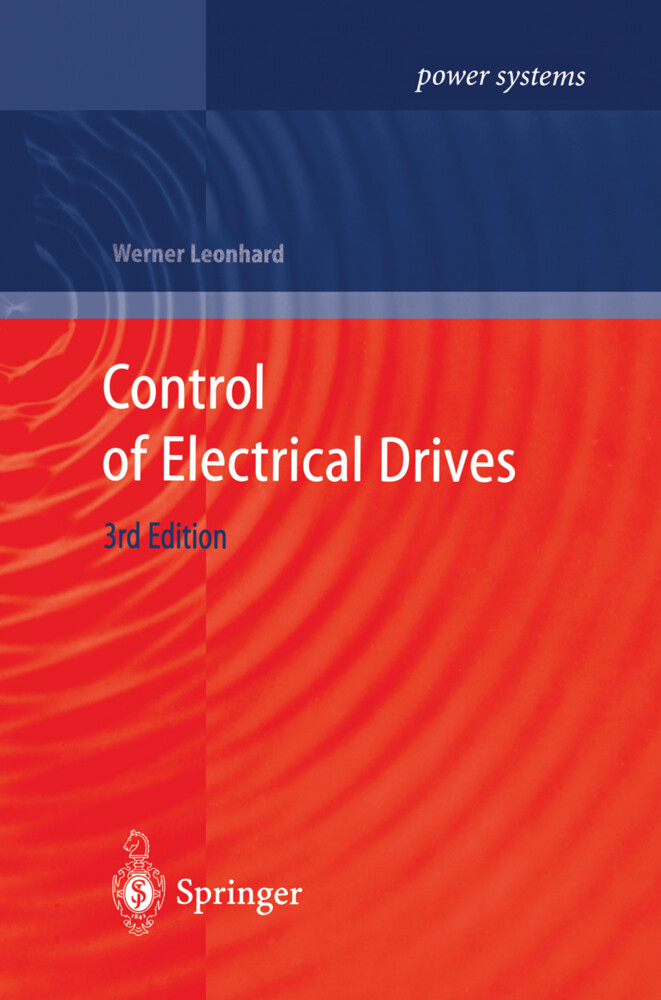 Control of Electrical Drives als Buch