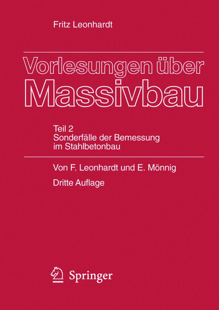 Vorlesungen über Massivbau als Buch