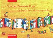 Leporello 1. Schreiblehrgang. Lateinische Ausgangsschrift. Rheinland-Palz / Saarland