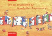 Leporello 1. Schreiblehrgang. Von der Druckschrift zur Vereinfachten Ausgangsschrift. Rheinland-Pfalz / Saarland