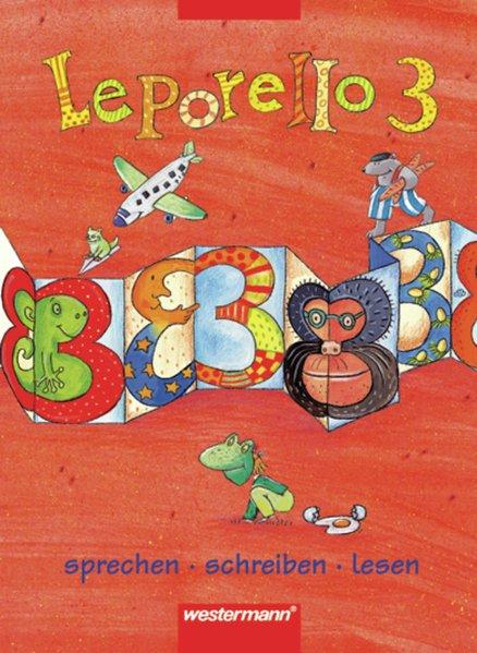 Leporello 3. Sprachbuch. Allgemeine Ausgabe als Buch