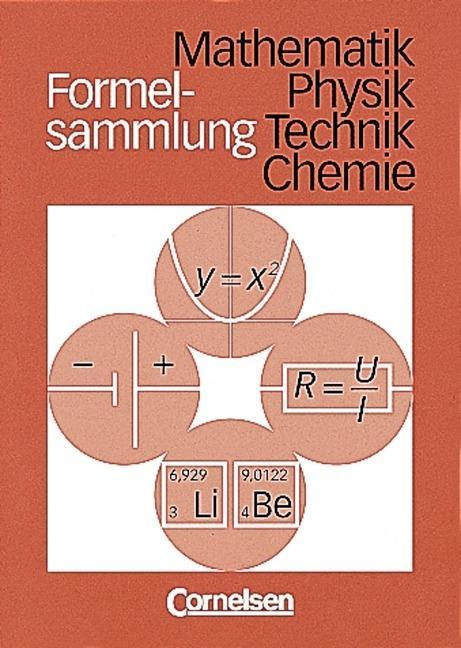 Lernstufen Mathematik. Formelsammlung als Buch