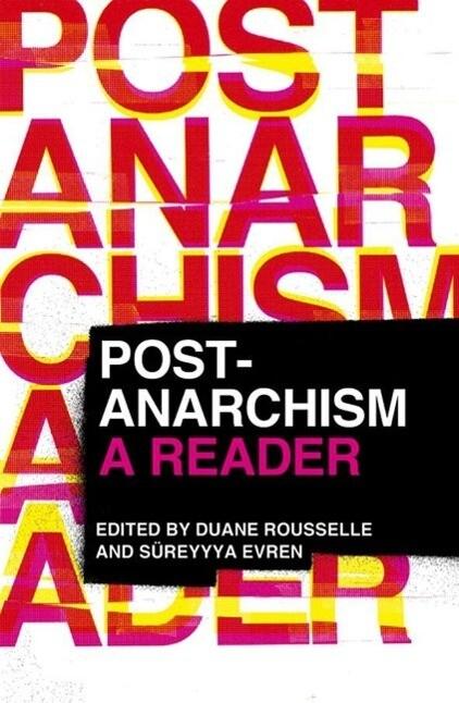 Post-Anarchism als Taschenbuch