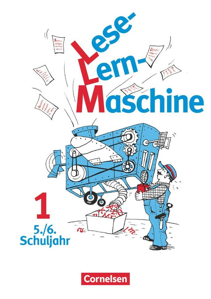 Lese-Lern Maschine 1. Arbeitsheft als Buch