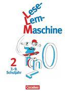 Lese-Lern-Maschine 2. Arbeitsheft