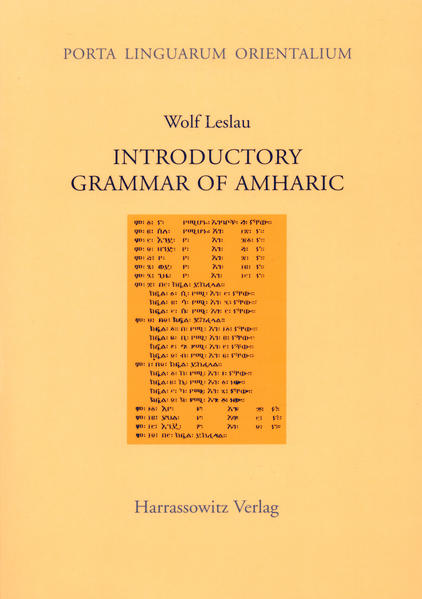 Introductory Grammar of Amharic als Buch