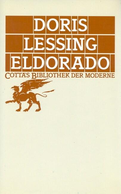 Eldorado als Buch