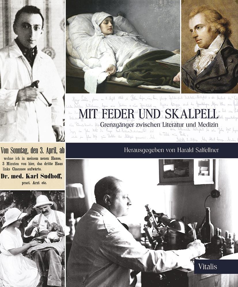 Mit Feder und Skalpell als Buch von