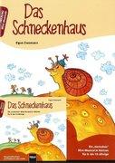 Das Schneckenhaus. Buch und AudioCD