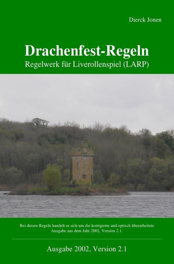Drachenfest-Regeln als Buch von Dierck Jonen