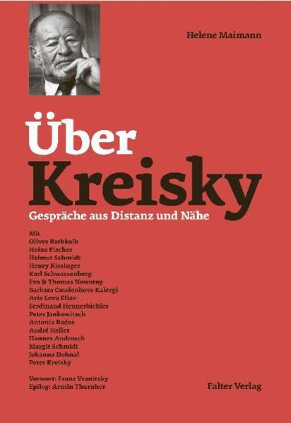 Über Kreisky als Buch