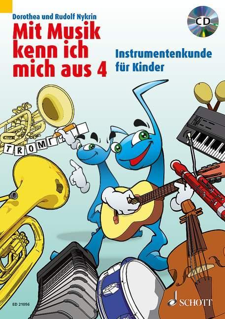 Mit Musik kenn ich mich aus - Band 4 als Buch v...
