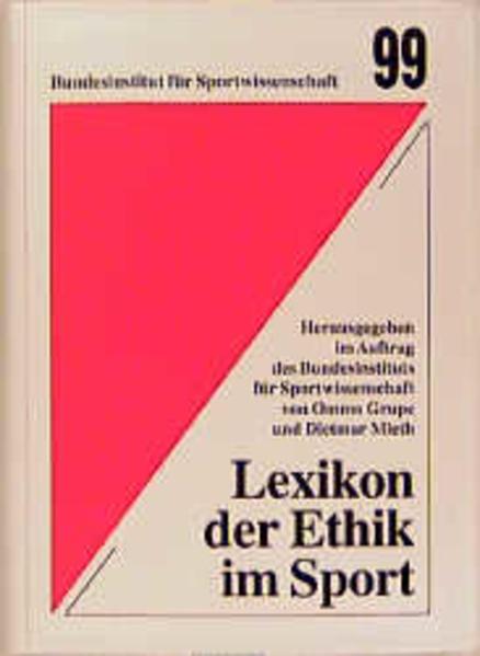 Lexikon der Ethik im Sport als Buch