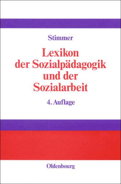 Lexikon der Sozialpädagogik und der Sozialarbeit als Buch