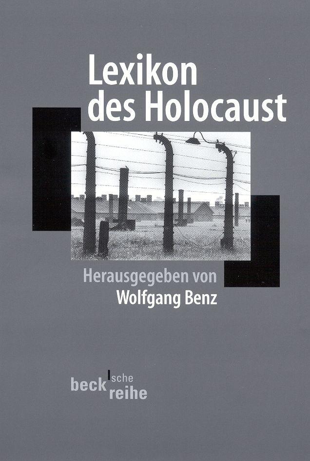 Lexikon des Holocaust als Taschenbuch