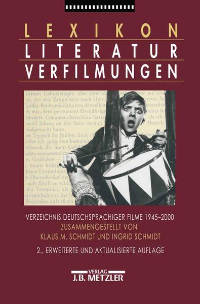 Lexikon Literaturverfilmungen als Buch