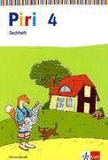 Piri Sachheft. Arbeitsheft 4. Schuljahr. Ausgabe für Sachsen-Anhalt