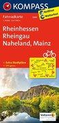 Rheinhessen - Rheingau - Naheland - Mainz 1 : 70 000