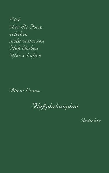 Flußphilosophie als Buch