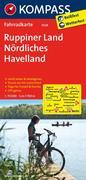 Ruppiner Land - Nördliches Havelland 1 : 70 000