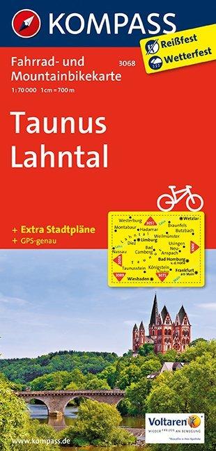Taunus - Lahntal 1 : 70 000 als Buch von