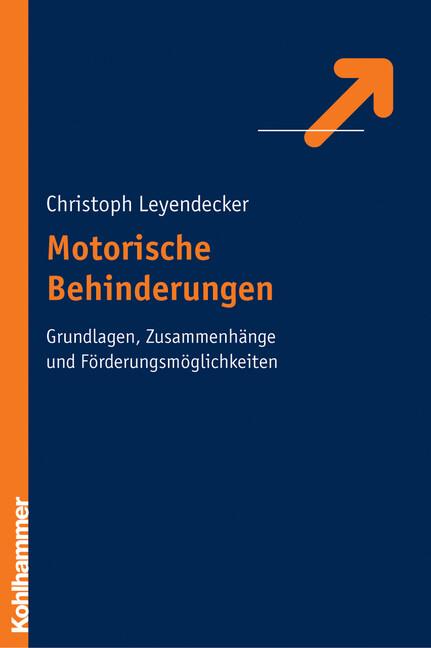 Motorische Behinderungen als Taschenbuch