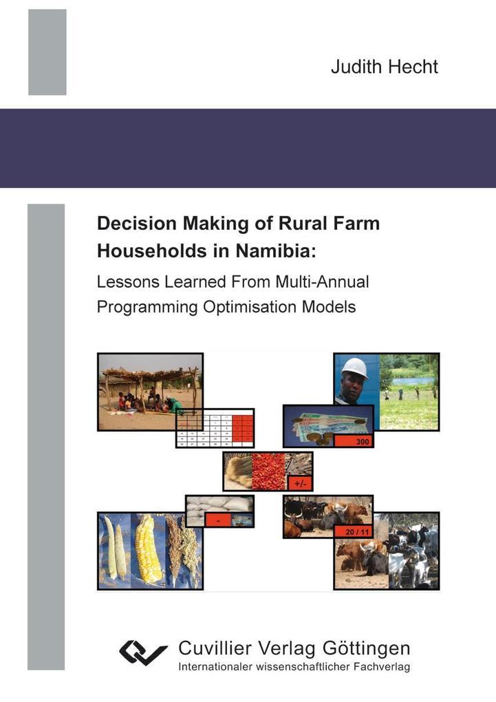 Decision Making of Rural Farm Households in Nam...