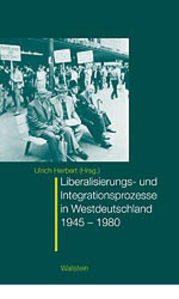 Wandlungsprozesse in Westdeutschland als Buch (gebunden)