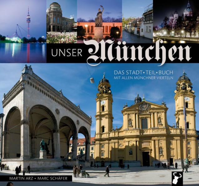 Unser München als Buch