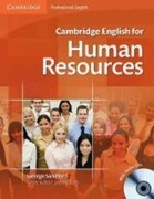 Cambridge English for Human Resources [With 2 CDs]