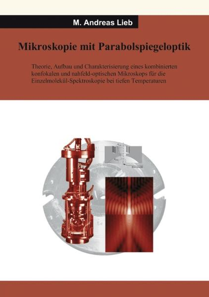Mikroskopie mit Parabolspiegeloptik als Buch