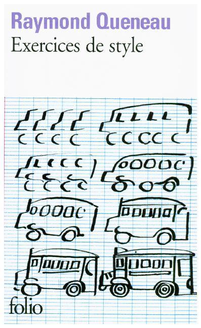 Exercices de style als Taschenbuch