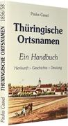 Thüringische Ortsnamen
