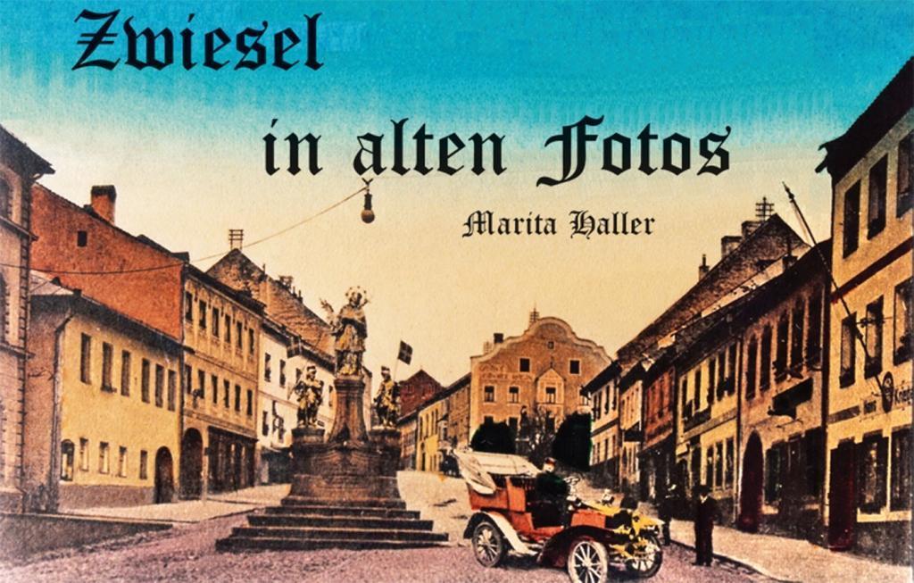 Zwiesel in alten Fotos als Buch von Marita Haller