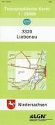 Liebenau 1 : 25 000