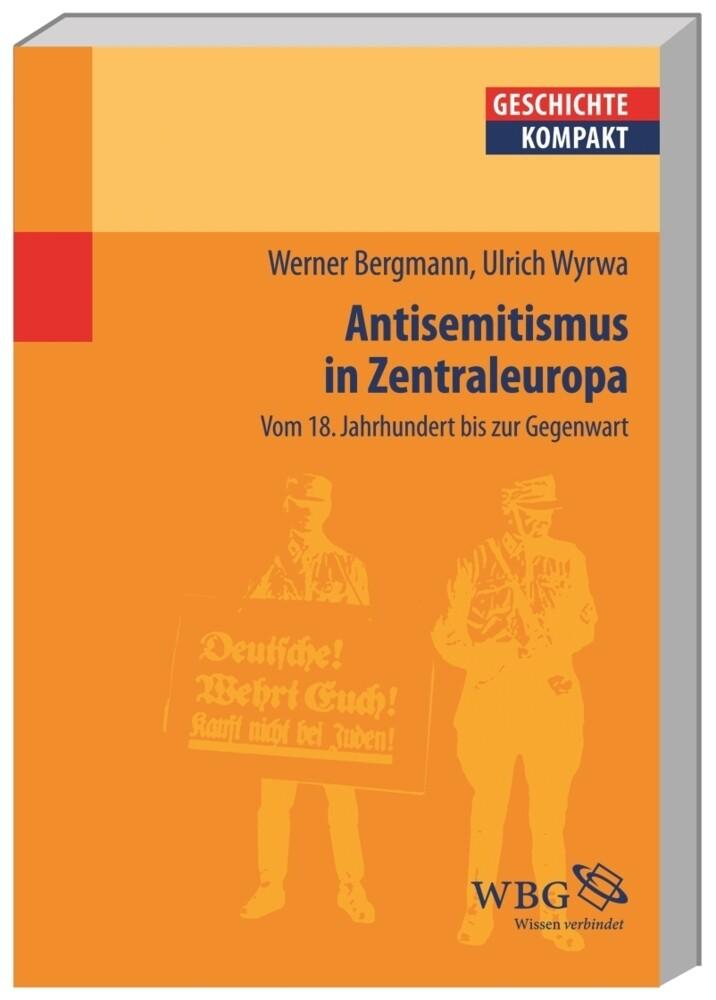 Antisemitismus in Zentraleuropa als Buch von We...