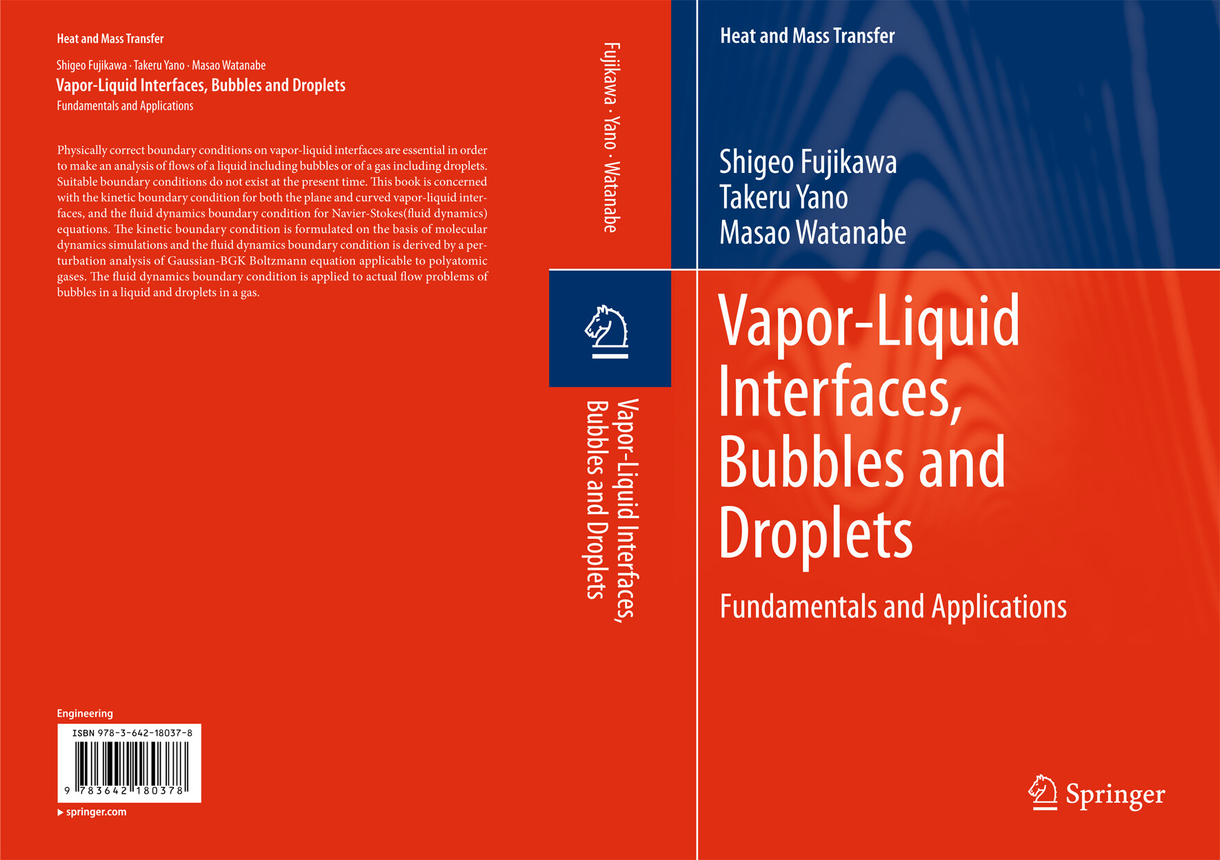 Vapor-Liquid Interfaces, Bubbles and Droplets