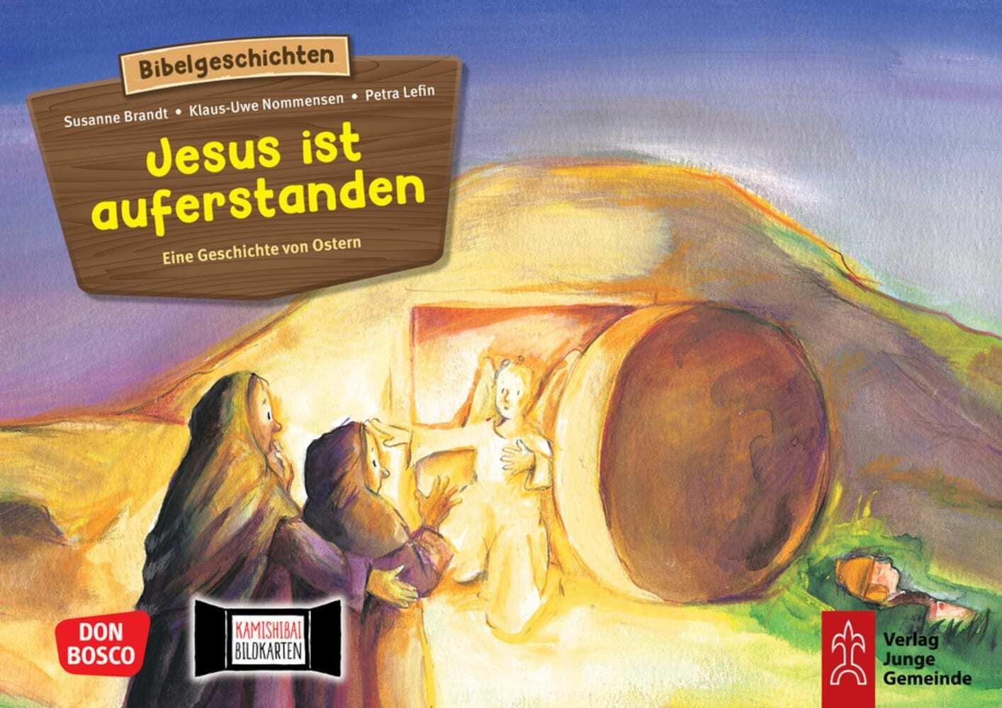 Bildkartenset Jesus ist auferstanden. Eine Gesc...