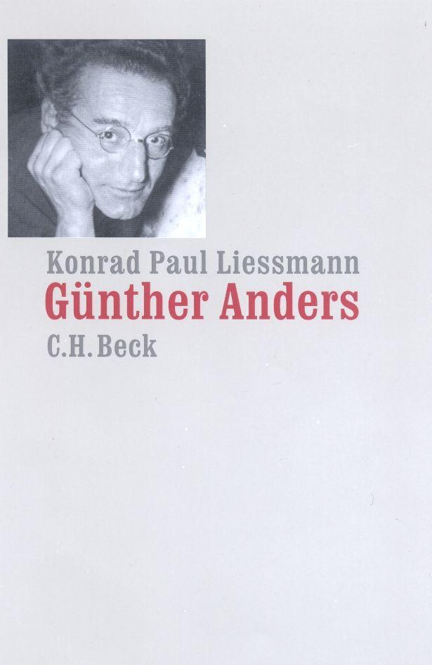 Günther Anders als Buch