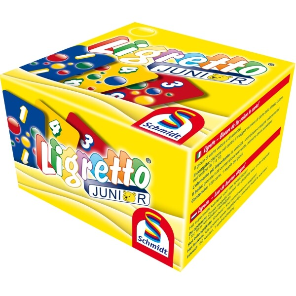Ligretto Junior als Spielwaren