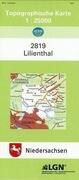 Lilienthal 1 : 25 000. (TK 2819/N)