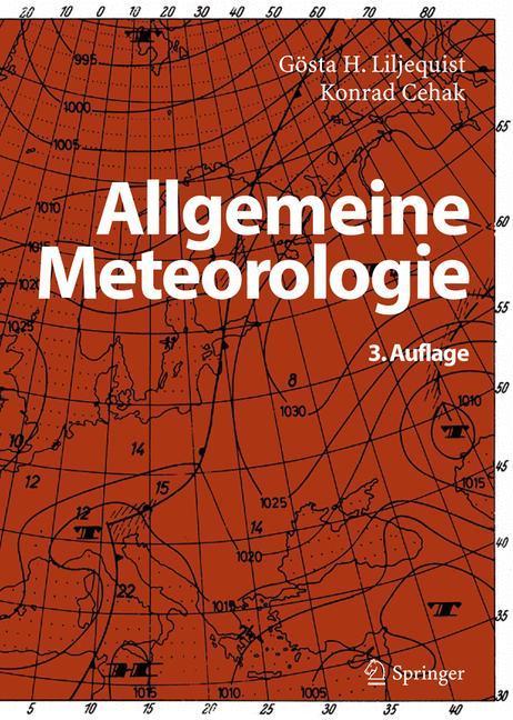 Allgemeine Meteorologie als Buch