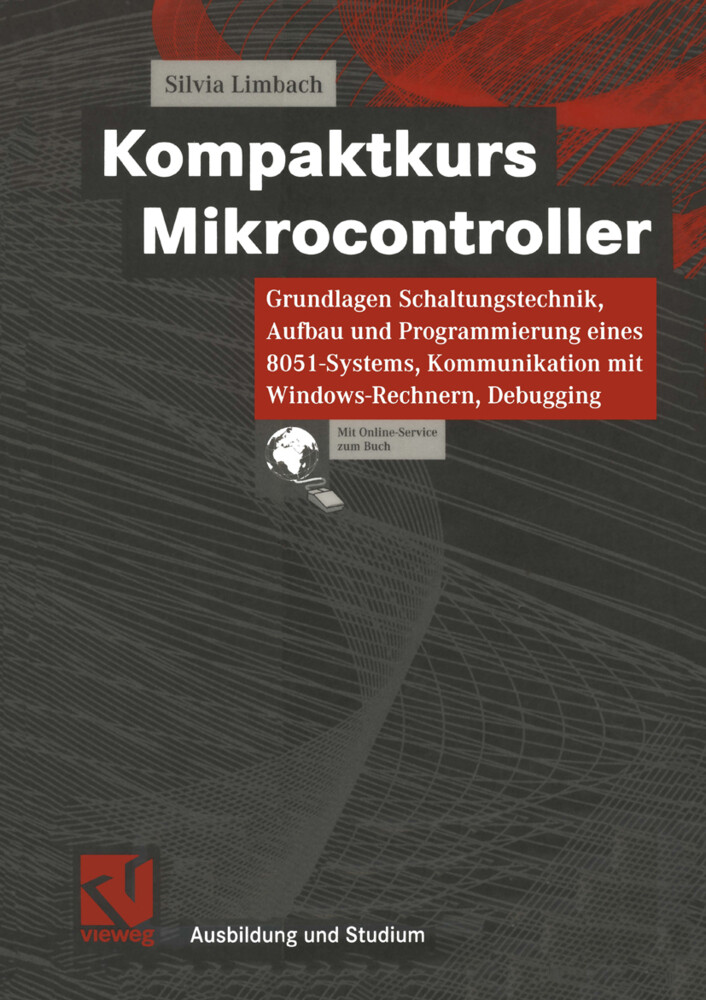 Kompaktkurs Mikrocontroller als Buch