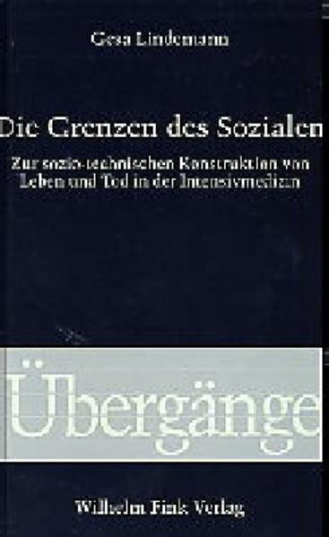 Die Grenzen des Sozialen als Buch