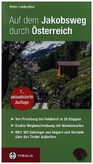 Auf dem Jakobsweg durch Österreich als Buch