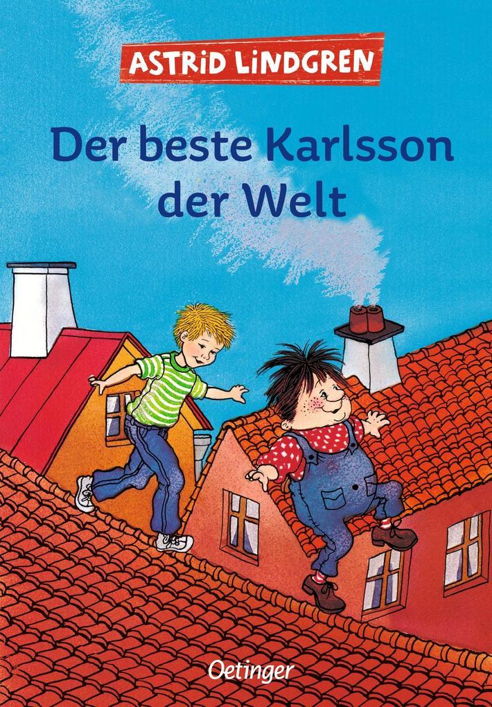 Der beste Karlsson der Welt als Buch
