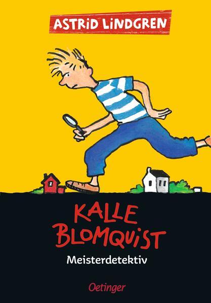 Kalle Blomquist Meisterdetektiv als Buch