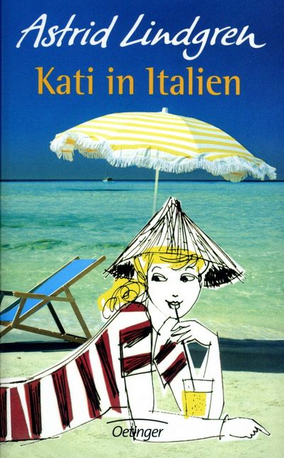 Kati in Italien als Buch